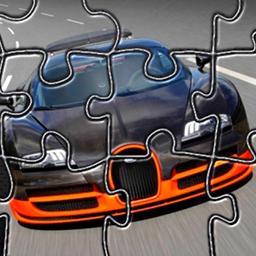 Supercars Puzzle